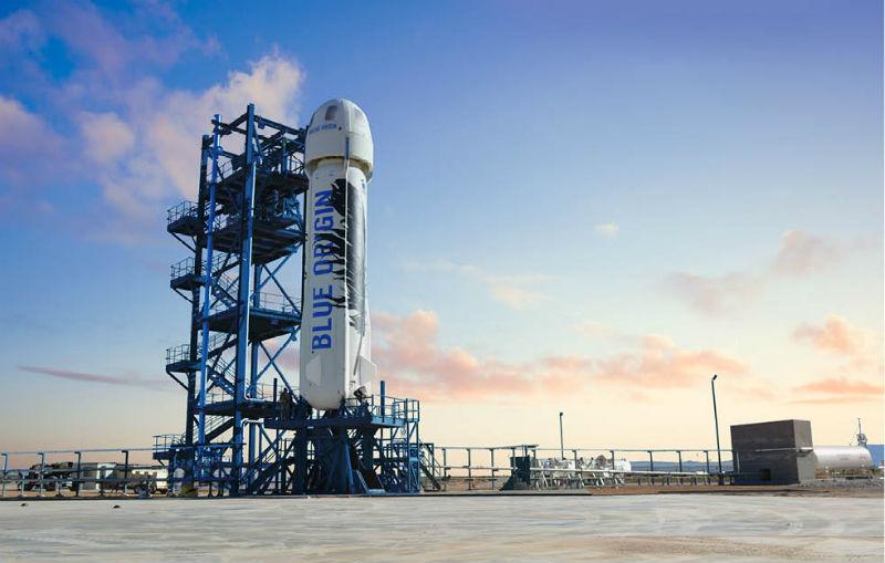 Launch Blue Origin